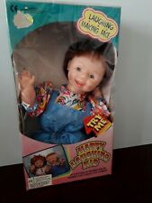 My Buddy Chucky HAPPY LAUGHING KID DOLL MAKING FACE VINTAGE TOY NEW MIB