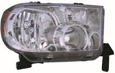 Headlight Assembly fits 2007-2018 Toyota Sequoia Tundra  DORMAN