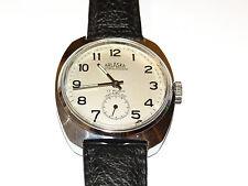 Arlaska,Wehrmachtswerk,Armbanduhr,Handaufzug,Vintage,Wrist Watch,Montre,Orologio