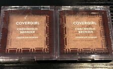 2 Packs Covergirl Chocoholic Bronzer #150 New Sealed