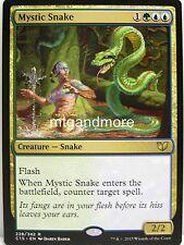 Magic Commander 2015 - 1x Mystic Snake
