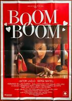 Plakat Italienische Boom Rosa Werften Viktor Lazlo Sergi Mateu 100x140cm
