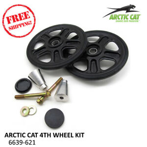"Arctic Cat 8"" Rear 4th Wheel Kit 12-18 ZR,XF,M 137"" 141"" 153"" 162""  6639-621"