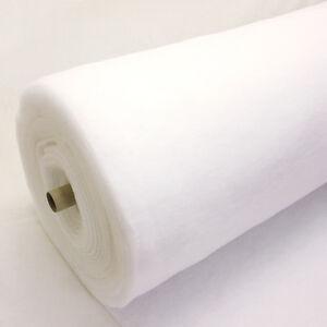 Premium Polyester Padding Wadding Batting Quilt Duvet Pillow Stuffing