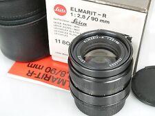 Leitz ELMARIT-R 2,8/90 11806 3-cam für SL-R7(R8/9) Top und mit original Verpackg