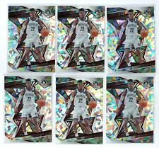 Caris LeVert 2019-20 Panini Revolution Basketball #3 New Year Cracked Ice Lot 6