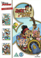 Jake and the Never Land Pirates: Collection DVD (2013) Roberts Gannaway cert U