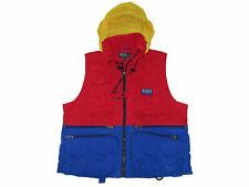 Polo Ralph Lauren Hi Tech Vest Vintage Stadium CP93 Ski92 Snow Beach XXL SOLDOUT