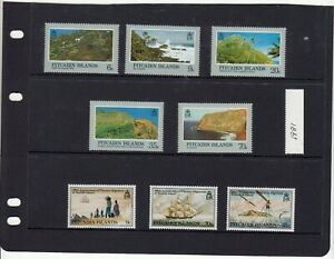 Pitcairn Island Stamps.