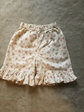 Persnickety Floral Shorts Girls Size 7 Years - EUC