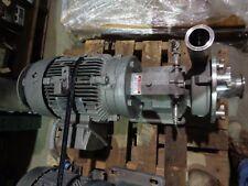 FRISTAM CENTRIFUGAL PUMP FP3522-135 10 HP 3505 RPM
