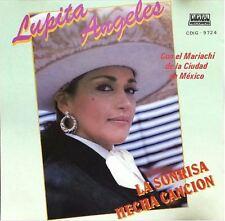 Lupita Angeles - La Sonrisa Hecha Cancion CD