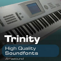 TRINITY SOUNDFONT SAMPLES 256 PATCHES SF2 FILES 1.5GB+ HIGH QUALITY SOUNDS