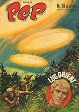 PEP 1969 nr. 28 - LUC ORIENT (COVER HANS G. KRESSE) / VARIOUS COMICS