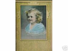 1920's Wonderful Young Girl Portrait Calendar Blank