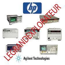 HP Agilent  Keysight  System Spectrum Analyzer Service Monitor Manual s on 3 DVD