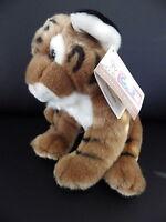 Peluche neuve avec étiquette GIPSY 13 - 15 cm TIGRE ourson doudou