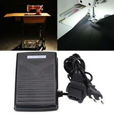 Home Sewing Machine Parts Electronic Foot Control Pedal With Power Cord CA