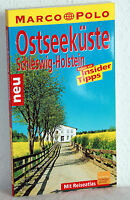 Marco Polo OSTSEEKÜSTE Schleswig-Holstein - Reisen mit Insider-Tipps