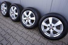 4 Winterräder Winterreifen 205/55 R16 Ford Focus III C-Max II Dunlop 8,5mm