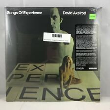 David Axelrod - Songs Of Experience LP NEW