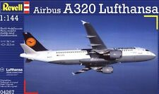 New Revell 04267 1:144 Airbus A320 Lufthansa Model Kit