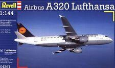 New Revell 04267 1:144 Airbus A320 Lufthansa Model Kit