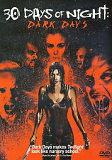 DVD 30 Days of Night Dark Days