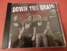 CD - DOWN THE DRAIN 4q NEUWERTIG