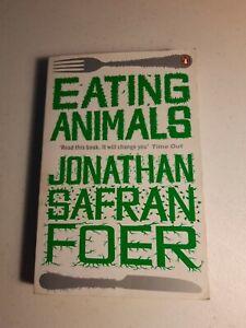 Eating Animals- Jonathan Safran Foer - Paperback - Free Postage