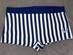 Vintage Fred Perry Shorts/ Swimming Trunks Made In Ireland