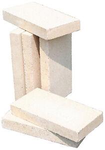 Replacement Fire Bricks, 6-Pk.