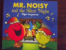 Mr Noisy and the Silent Night by Roger Hargreaves  Paperback