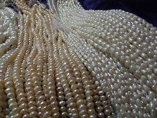 Huge lot of 207 Strands of Freash Water Pearls