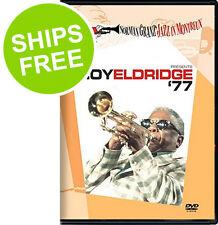 Norman Granz Jazz in Montreux - Roy Eldridge 77 (DVD, 2004) NEW, Sealed