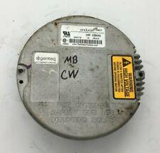 Genteq Endura 1 HP FM17 Blower Motor CW rotation used FREE shipping  #Z245