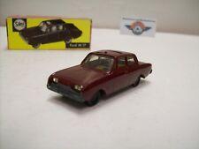 """Siku V 232, Ford 17M """"Badewanne"""", Weinrot, 1964, Siku 1:60"""