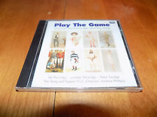 PLAY THE GAME VICTORIAN AND EDWARDIAN SPORTING SONGS English England CD SEALED