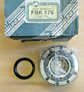 CITROEN CX Estate 1974-91 First Line FBK176 Rear Wheel Bearing Kit NEW