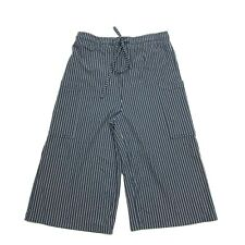 Anthropologie Sunday in Brooklyn Stonington Striped Wide Leg Pants Elastic Waist