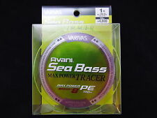 VARIVAS - AVANI SEA BASS MAX POWER TRACER X8 PE 150m #1 20.2lb