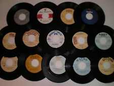 Lot of 28 Country 45 RPM Records - Small Labels