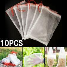 10pcs Riutilizzabile Produrre Sacchetti Rete Per Alimentari Frutta E Verdura
