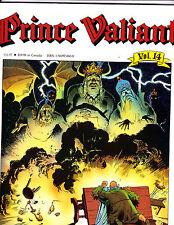 "Prince Valiant Vol 14-1991-Strip Reprints Soft Cover-""Sword/Sorcery -1st Print """