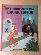 Collectie Jong Europa 006, Op speurtocht met Kolonel Clifton