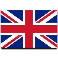 United Kingdom flag fridge magnet London travel souvenir England Union Jack