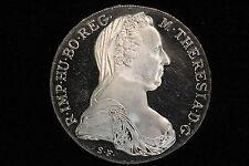 1780 SF Austria. Thaler. Maria Theresa. Proof.
