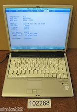 "FUJITSU Siemens Lifebook S7110 14 ""Laptop, Core 2 Duo 1,66 GHz,1 GB RAM,80 GB 102268"