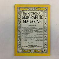 National Geographic Magazine February 1950 Formosa - Hot Spot of the East