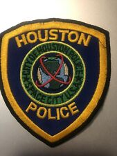 Texas Police - Houston  Police   TX  Police  Patch